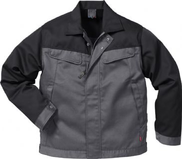 Fristads Icon Jacket 4857 Luxe 109321 (Grey/Black)